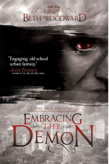 Embracing the Demon Cover