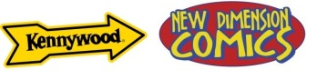 Kennywood Comicon Logo