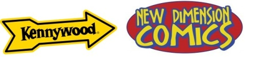 Kennywood Comicon Logo